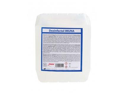 dezinfekcny roztok dezinfectol imuna 5 l