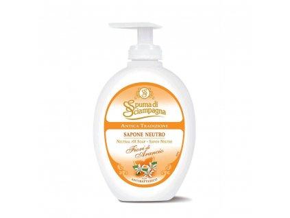 antibakterialne tekute mydlo na ruky spuma di sciampagna pomarancovy kvvet 250 ml
