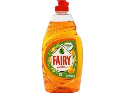 cistiaci prostriedok na umyvanie riadu fairy mandarinka 450 ml