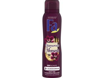 damsky deodorant fa glamorous moments 150 ml
