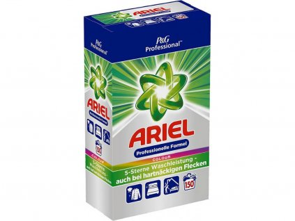 prasok na pranie ariel professional color 9 75 kg 150 prani