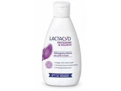 lactacyd protezione sollievo gel intimna hygiena 200 ml
