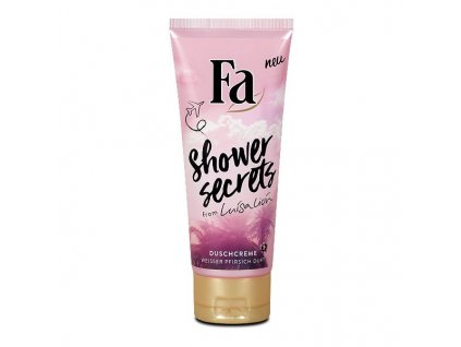 fa shower secrets from luisa lion shower cream 200 ml 68 fl oz