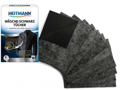 obrusky do pracky na cierne pradlo heitmann 10 ks