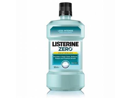 ustna voda listerine zero mouthwash 500 ml