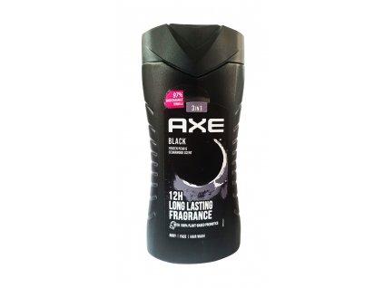 sprchovy gel axe bodywash black 250 ml