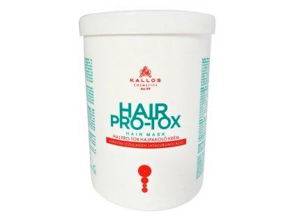 kallos maska na vlasy hair pro tox 1000 ml
