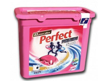 Perfect Platinum Sport pracie kapsule 22ks