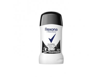 Rexona Invisible Black+White 40ml