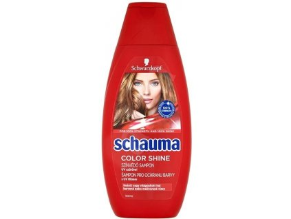 Schauma Color Shine šampón na vlasy 400ml