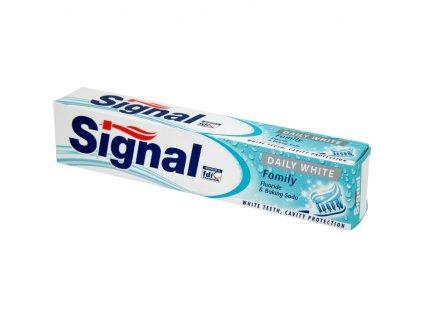 Signal zubná pasta Daily White 75ml