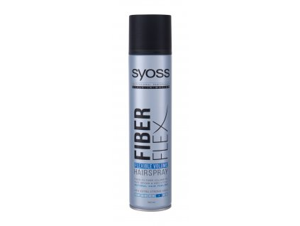 syoss professional performance fiber flex flexible volume lak na vlasy