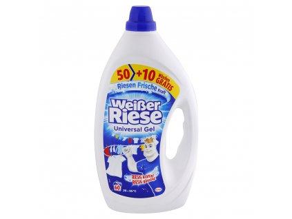 weisser riese univerzalny gel na pranie bielizne 25 l 50 prani 546