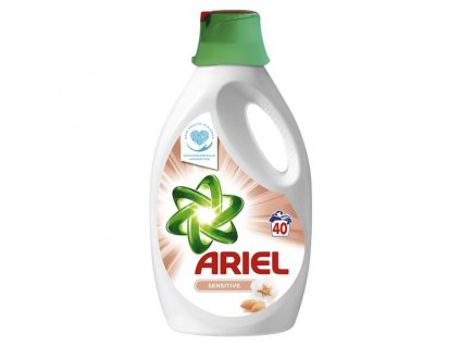 Ariel Sensitive gél na pranie 2,2l 40PD