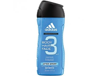 Adidas After Sport sprchový gél 400ml
