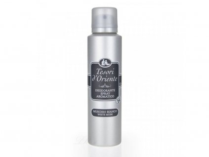 Tesori d'Oriente White Musk deodorant 150ml