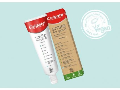 colgate vegan toothpaste