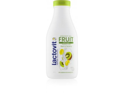 lactovit fruit vyzivujuci sprchovy gel