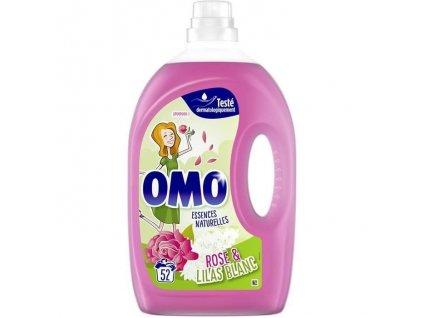 lot de 2 omo essences naturelles lessive liquide
