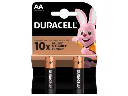 DURACELL AA batéria 2ks
