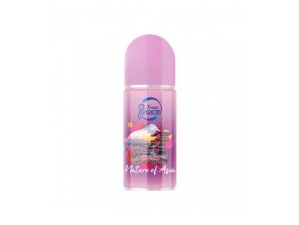 osviezovac vzduchu freeze breeze nature of asia refill 250 ml