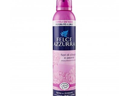 5172833 crop 518 461 felce azzurra deodorante ambiente spray talco fiori di ciliegio pacco da 1 x 250 ml totale 250 ml