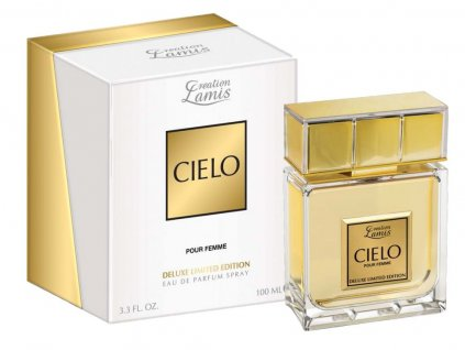 Creation Lamis Cielo DLX EDP 100ml (alternatíva Chanel 5)