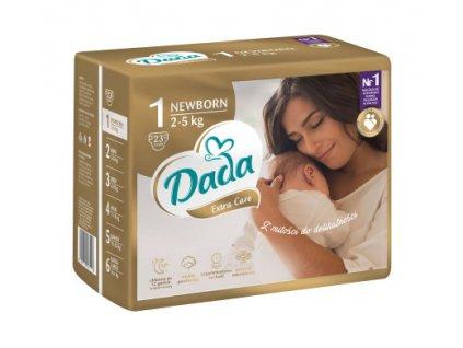 Dada Premium Extra Care Little One 1 Newborn plienky 2 5kg 23ks