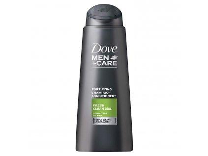 DOVE Men+Care Fresh Clean 2in1 250 ml
