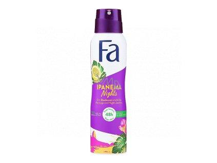 Fa Brazilian Vibes Ipanema Nights deodorant 150ml