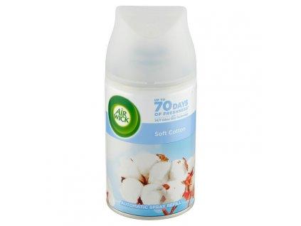 Air Wick Pure Soft Cotton náplň do osviežovača vzduchu 250ml