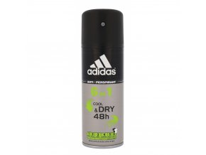 Adidas 6 in 1 anti perspirant 150ml