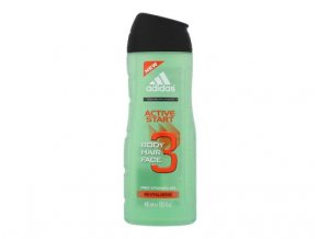 Adidas Active Start sprchový gél 400ml