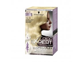 Schwarzkopf Color Expert farba na vlasy 12.0 Ultra blond 1ks