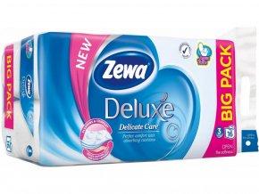 Zewa Deluxe Aquatube Delicate care toaletný papier 16ks