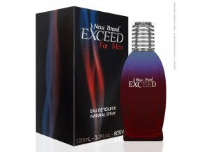 New Brand Exceed for Men