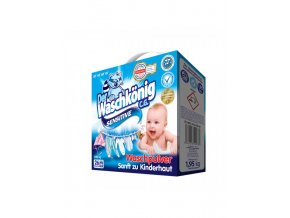 prášok na pranie der waschkoenig cg sensitiv 195 kg 26 wl 1