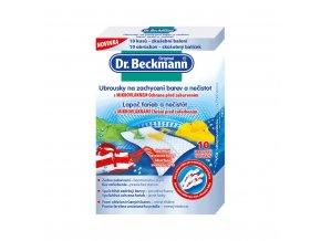 vyr 11336761217 Dr Beckmann ubrousky na zachyceni barev necistot 10ks