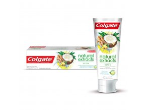 colgate cr natural detox x90g