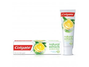 Colgate Toothpaste Natural Extracts With Asian Lemon Oil And Aloe Extracts 75ml 1513758 01 1024x1024