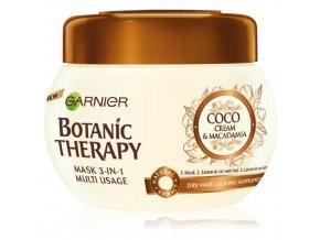garnier botanic therapy coco milk macadamia vyzivujuca maska pre suche vlasy 3