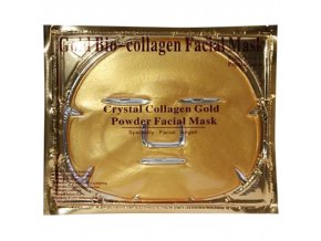 Page 15 Gold Face Mask