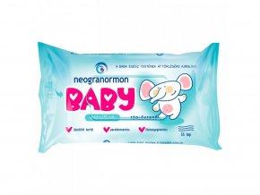 vyr 1161818041 neogranormon baby vlhcene utierky sensitive 55 kusov
