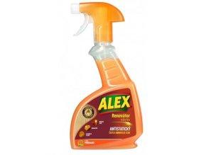 Alex Sprej cistic na laminatovy a dreveny nabytok pomaranc 375 ml