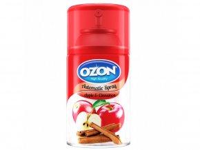 18131 ozon apple cinnamon osviezovac vzduchu napln 260ml