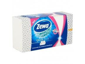 Zewa Wisch & Weg Quick Pack papírtörlő 2 rétegű 75 db full