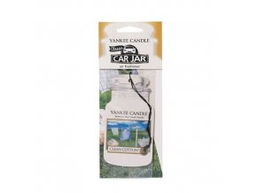 yankee candle clean cotton vona do auta zavesna 16