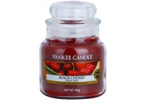 yankee candle black cherry vonna sviecka classic mala 12