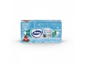 Packshot Skillets Zewa LE Deluxe Winter Wonderland LE Box 90 pcs 3ply East UB VI 2020 300dpi list