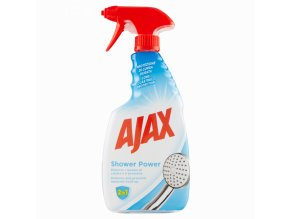 ajax shower power 2in1 spray 600 ml